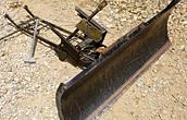 Used Dozer Blades