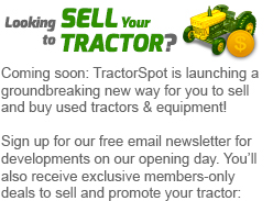 Sell your tractor